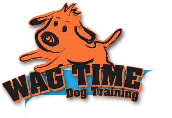 Wag Time Dog Training Logo