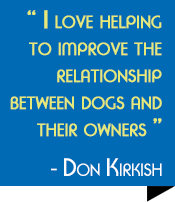 Wag Time Dog Training Quote